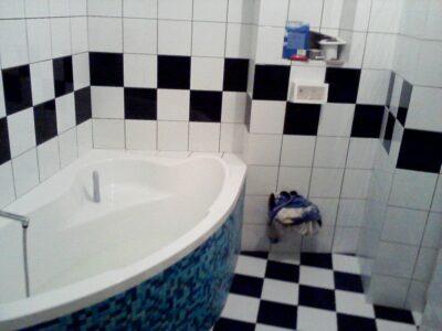 ванная комната - отделка плиткой
