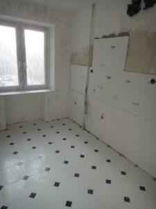 ремонт кухни квартиры на Московском проспекте