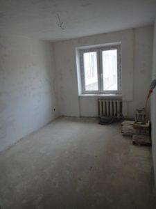 шпаклевка стен квартиры на Московском проспекте