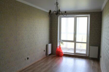 отделка комнаты в квартире по ул. Бассейная