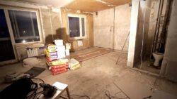 Квартира под капитальный ремонт