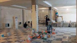 ремонт магазина напольных покрытий фото 2